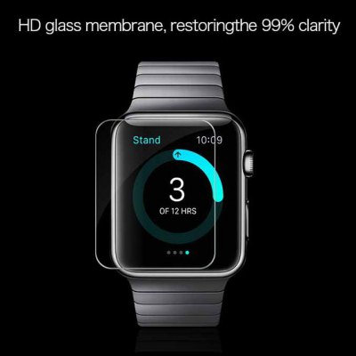 Joyroom 9H Hardness 0.1mm Premium Tempered Glass Screen Protector for Apple Watch 42mm