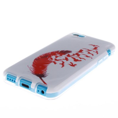 TPU Leather Wild Goose Feather Pattern Hard Back Cover Case for iPhone 5CiPhone Cases/Covers<br>TPU Leather Wild Goose Feather Pattern Hard Back Cover Case for iPhone 5C<br><br>Compatible for Apple: iPhone 5C<br>Features: Back Cover<br>Material: TPU<br>Style: Pattern<br>Color: Assorted Colors<br>Product weight : 0.015 kg<br>Package weight : 0.096 kg<br>Product size (L x W x H): 12 x 5.5 x 1 cm / 4.72 x 2.16 x 0.39 inches<br>Package size (L x W x H) : 13 x 6.5 x 2 cm / 5.11 x 2.55 x 0.79 inches<br>Package contents: 1 x Case