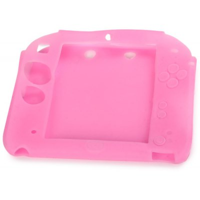 Solid Color Silicone Case for Nintendo 2DS