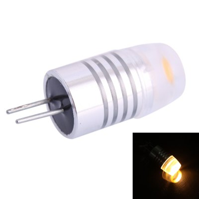G4-2D 1.5W 3000K 85LM Warm White LED Car Lamp DC 12V