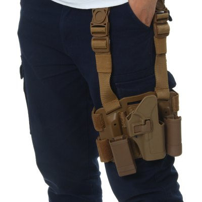 Right Hand Tactical Leg Holster