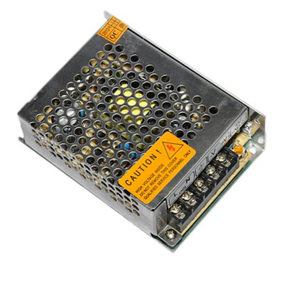 Гаджет   S-50-12 50W 12V / 4.2A Switch Power Supply Driver for LED Light and Surveillance Security Camera ( 110  -  220V ) Power