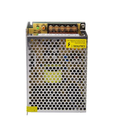 Фотография S-60-12 60W 12V / 5A Large Switch Power Supply Driver for LED Light and Surveillance Security Camera ( 110  -  220V )