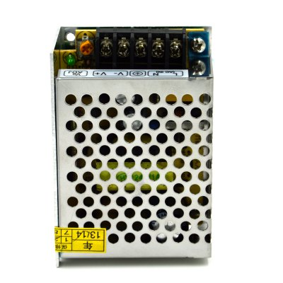 S-24-24 24W 24V / 1A Large Switch Power Supply Driver for LED Light and Surveillance Security Camera ( 110  -  220V )Power<br>S-24-24 24W 24V / 1A Large Switch Power Supply Driver for LED Light and Surveillance Security Camera ( 110  -  220V )<br><br>Type: LED module<br>Batteries Included: No<br>Certificate: CE<br>Product Weight: 0.147 kg<br>Package Weight: 0.235 kg<br>Product Size(L x W x H): 8.8 x 5.8 x 3.2 cm / 3.46 x 2.28 x 1.26 inches<br>Package Size(L x W x H): 10.5 x 7.5 x 5.0 cm / 4.13 x 2.95 x 1.97 inches<br>Package Contents: 1 x Power Supply