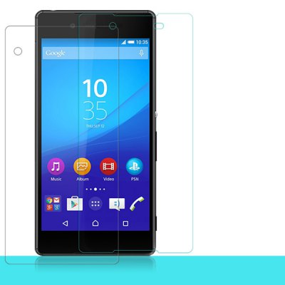 Ultrathin 0.26mm 9H Hardness Tempered Glass Arc Film Screen Protector for Sony Xperia Z4