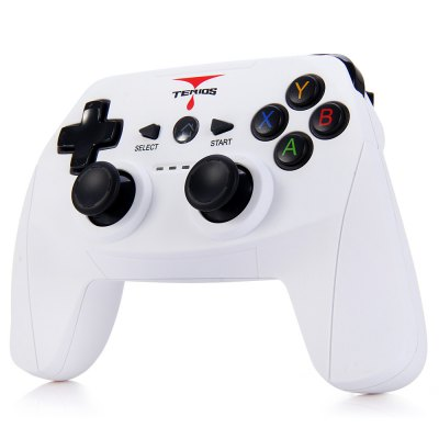 ФОТО T5 Wireless Bluetooth 3.0 Gamepad Gaming Controller for Android Smartphone