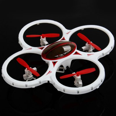ФОТО Lian Sheng LS121 Headless Mode 2.4G 5CH RC Quadcopter 6 Axis Gyro 3D Flip UFO