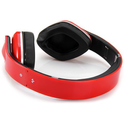 SKY001 Foldable Bluetooth 3.0 Headset Wireless Handsfree Stereo Earphone Support TF Card / MP3 Player / FM FunctionBluetooth Headphones<br>SKY001 Foldable Bluetooth 3.0 Headset Wireless Handsfree Stereo Earphone Support TF Card / MP3 Player / FM Function<br><br>Model  : SKY001<br>Color : Black, White, Red<br>Wearing type : Headband<br>Feature: Micro SD player / FM<br>Function : Song switching, FM function, Bluetooth, MP3 player, Noise Cancelling, Answering phone, Microphone, HiFi, Voice control<br>Connectivity : Wireless<br>Connecting interface : 3.5mm, Micro USB<br>Application : Mobile Phone, Computer<br>Plug interface: Bluetooth, TF card slot, Micro USB<br>Cable length : No<br>Sound channel: Two-channel (stereo)<br>Frequency response : 20~20KHz<br>Impedance : 32ohms<br>Sensitivity : 115dB<br>Microphone sensitivity: -58±3dB<br>Working voltage: 3.7V<br>Working time: 10 hours<br>Talk Time: 5 hours<br>Music Time: 4 hours<br>Standby time: 200 hours<br>Charging time: 2 hours<br>FM radio: Yes<br>FM frequency range: 87~108MHz<br>Bluetooth: Yes<br>Bluetooth version: V3.0<br>Powlev: CLASS II<br>Bluetooth distance: W/O obstacles ?10m<br>Bluetooth protocol: A2DP, AVRCP, HFP<br>External memory: TF card<br>Max. of External memory: 16GB<br>Product weight  : 0.189 kg<br>Package weight  : 0.36 kg<br>Product size (L x W x H) : 20.1 x 19 x 6.1 cm / 7.90 x 7.47 x 2.40 inches<br>Package size (L x W x H) : 20 x 15 x 9 cm / 7.86 x 5.90 x 3.54 inches<br>Package contents: 1 x Headset, 1 x USB Cable, 1 x Chinese and English Manual