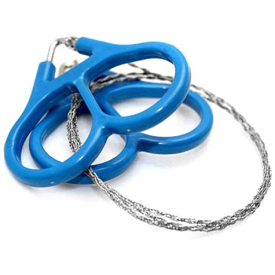Фотография Moge Emergency Stainless Steel Wire Saw for Outdoor Camping Hiking