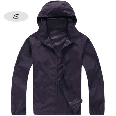 Гаджет   Unisex Sun Protection Anti-UV Coat Outdoor Sports Water Resistant Quick Dry Jacket Camping / Hiking