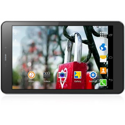 7 inch T701 Android 4.4 3G Phablet MTK6582 Quad Core 1.3GHz 512MB RAM 8GB ROM