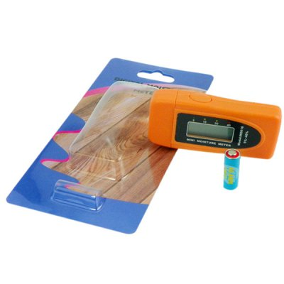 Фотография MD-816 Professional Digital LCD Wood Moisture Tester Humidity Meter with Low Battery Indication