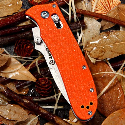 Ganzo G704 Tactical Folding Knife for Home / Outdoor Camping / Hiking / Adventure Activities