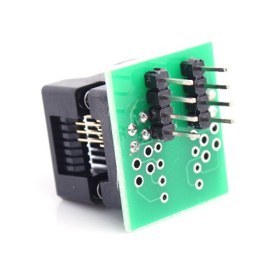 Top Quality SOP8 to DIP8 Small Size Programming Socket Converter Module