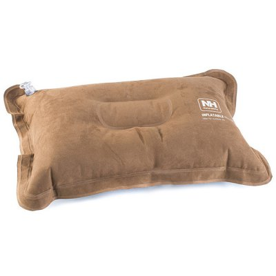NatureHike Air Inflation Suede Fabric Pillow