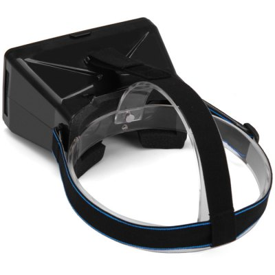iBlue Universal 3D Virtual Reality VR Glasses with NFC Headset Smart Phone 3D Private Theater for 3.5 - 6 inches Smartphone