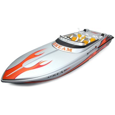 HUIQI HQ2011 - 2 40MHz Radio Control Boat 25KMh High Speed RC Yacht