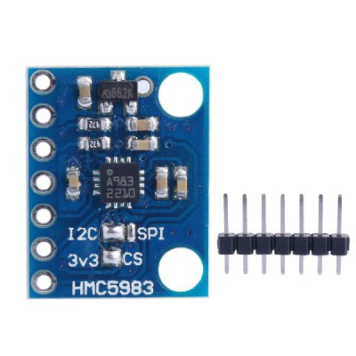 GY-282 Fast Boot Hight Accuracy HMC5983 Three-Axis Magnetic Electronic Compass Module