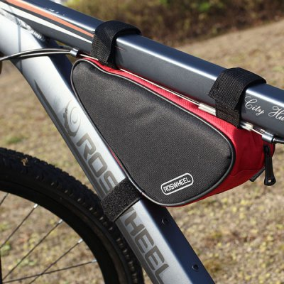 Roswheel 12657 Bicycle Front Tube Triangle Bag