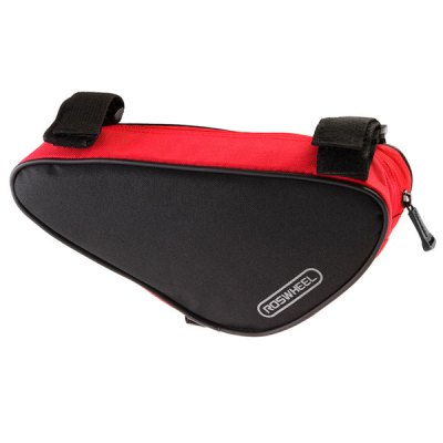 Гаджет   Roswheel 12657 1.5L Outdoor Triangle Cycling Bicycle Front Tube Frame Bag Bike Bags
