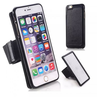 Arm band gymCase Outdoor Activity Phone Bags Cases Running Sport Arm Bag  for iPhone 6 Plus