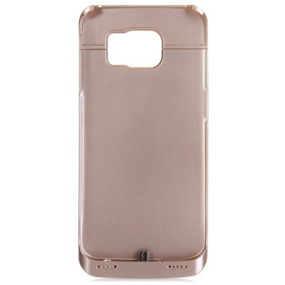 4200mAh Power Bank Cover Case Backup Charger with Stand for Samsung Galaxy S6 EdgeSamsung Chargers<br>4200mAh Power Bank Cover Case Backup Charger with Stand for Samsung Galaxy S6 Edge<br><br>Type: Backup Power Banks<br>Compatibility: Samsung<br>Compatible Model: Samsung Galaxy S6 Edge<br>Special Functions: Includes Stand<br>Connection Type: Micro USB<br>Battery type: Li-Polymer Battery<br>Capacity: 4200mAh<br>Input: DC 5V 1A<br>Output: DC 5V 1A<br>Color: Gold, Black, White, Blue, Green<br>Product weight: 0.106 kg<br>Package weight: 0.170 kg<br>Product size (L x W x H) : 15.1 x 7.2 x 1.5 cm / 5.93 x 2.83 x 0.59 inches<br>Package size (L x W x H): 19.5 x 11 x 2.5 cm / 7.66 x 4.32 x 0.98 inches<br>Package Contents: 1 x Backup Battery Charger Case, 1 x User Manual