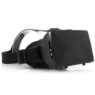 3D VR Glasses Headset Smart Phone 3D Private Theater with Magnetic Sensor for 3.5 - 6.5 inches Smartphone