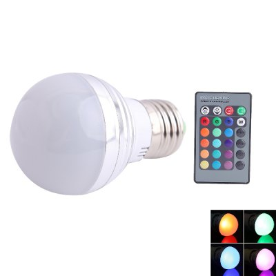E27  LED Light Bulb / Ball Bulb
