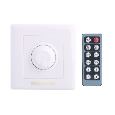LED Dimmer   IR Remote Controller for LED