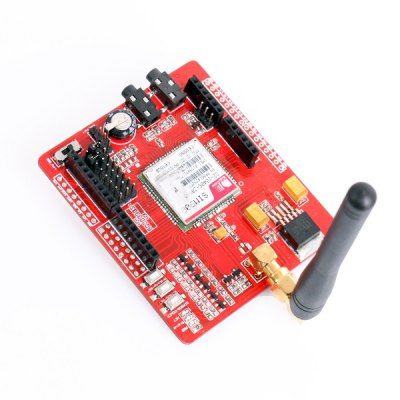 Singlechip 900 Module GSM Note / GPRS Module Expansion Started Board for Arduino