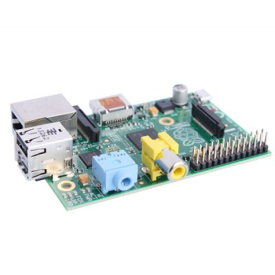 Raspberry PI Dual USB 2.0 3.5cm Audio Jack Broadcom BCM2835 Learning Board