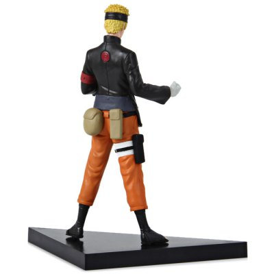 2Pcs 15 - 17cm Naruto PVC Action Figure Janpanese Anime Character Model Toy