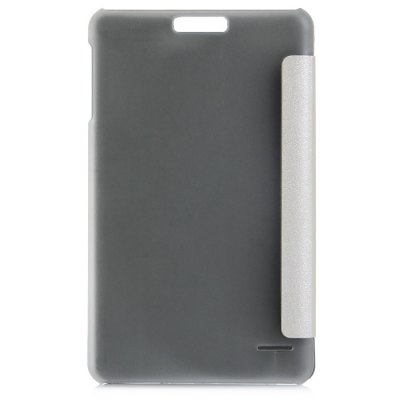 ФОТО Solid Color Triple Folding Stand Design Full Body Case