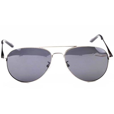 Ourspop OP - 001 Practical Unisex Polarized Sunglasses Frog MirrorSunglasses &amp; Sports Glasses<br>Ourspop OP - 001 Practical Unisex Polarized Sunglasses Frog Mirror<br><br>Brand: Ourspop<br>Type: Fashion Sunglasses<br>Features: Polarized<br>Gender: Unisex<br>Anti-UV: Yes<br>Lens color: Gray, Blue<br>Frame color: Silver<br>Product weight   : 0.042 kg<br>Package weight   : 0.263 kg<br>Product size (L x W x H)   : 15.5 x 5.8 x 5.5 cm / 6.09 x 2.28 x 2.16 inches<br>Package size (L x W x H)  : 16.5 x 6.8 x 6.5 cm / 6.48 x 2.67 x 2.55 inches<br>Package contents: 1 x Polarized Sunglasses ,  1 x Lens Cloth , 1 x Mirror Box