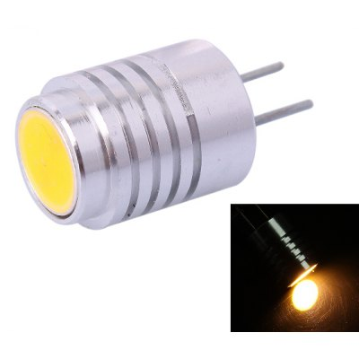 G4 2D 1.5W 60LM Warm White LED Crystal Light Bulb ( DC 12V )
