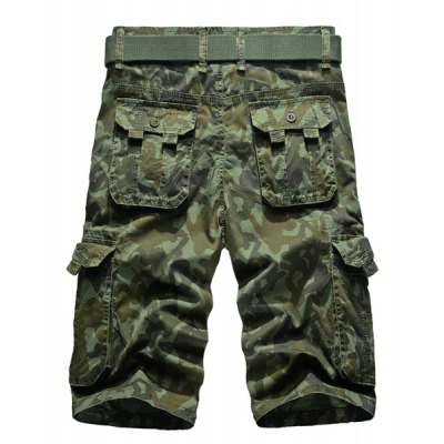 Military Uniform Style Straight Leg Loose Fit Camo Print Multi-Pocket Zipper Fly Mens Plus Size ShortsMens Shorts<br>Military Uniform Style Straight Leg Loose Fit Camo Print Multi-Pocket Zipper Fly Mens Plus Size Shorts<br><br>Style: Fashion<br>Length: Knee-Length<br>Material: Polyester, Cotton<br>Fit Type: Loose<br>Waist Type: Mid<br>Closure Type: Zipper Fly<br>Front Style: Flat<br>With Belt: No<br>Weight: 0.410KG<br>Package Contents: 1 x Shorts