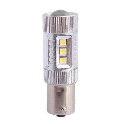 1156 / BA15S 80W 6000K 680LM 16 x SMD LED Car Tail / Brake Light ( DC 12 - 24V )
