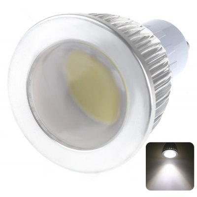Zweihnder 650LM GU10 7W 5500 - 6000K LED COB Spotlight Halogen Lamp Replacement ( 220 - 240V )