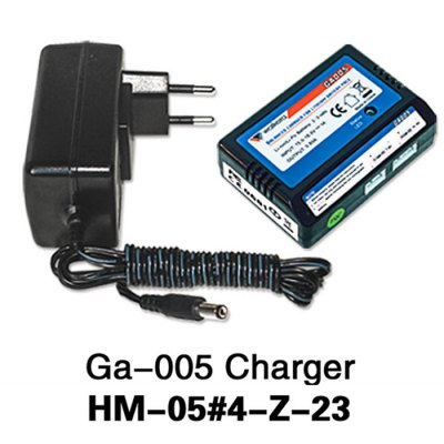 Spare HM-05 4-Z-23 Ga - 005 Charger Set for RC Models