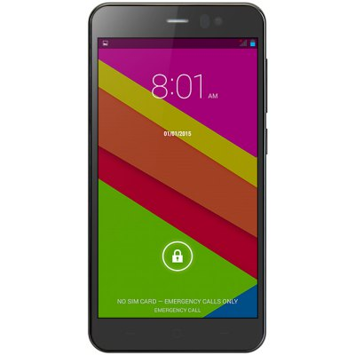 Фотография V1 5.0 inch Android 4.4 MTK6572 Dual Core 1.2GHz 3G Smartphone