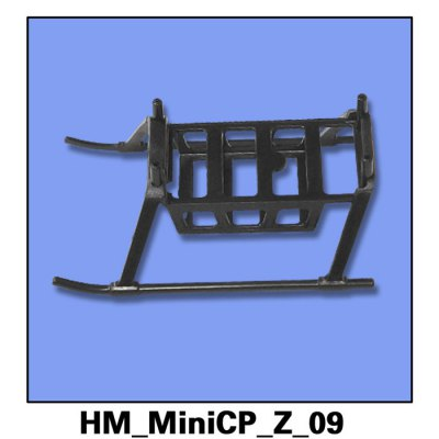 HM - Mini CP - Z - 09 Skid Landing for Walkera Mini CP Remote Control Supplies
