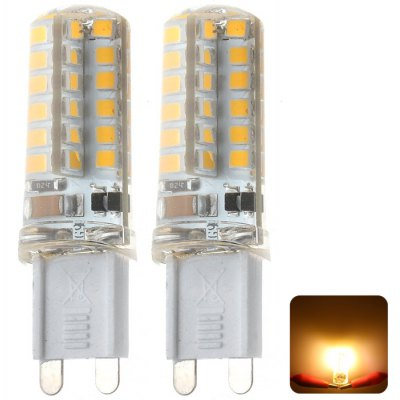 Zweihnder G9 7W 48 SMD 2835 LED Corn Lamp 2700 - 3000K