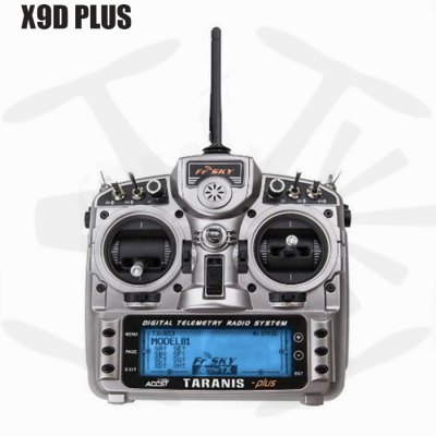 Гаджет   FrSky Taranis X9D Plus 16CH RC Transmitter with X8R Receiver Multi Rotor Parts