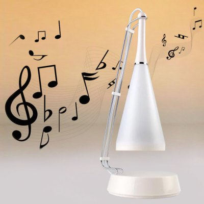 Touch Sensor Desk Lamp with Speaker