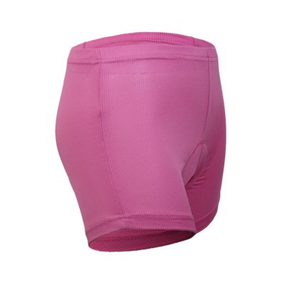 Гаджет   ARSUXEO Bicycle Riding Cycling Underwear Soft Silicone Paded Shorts for Women Cycling