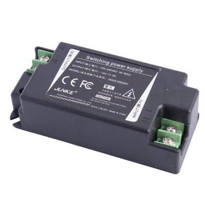 Гаджет   12V 2A 24W Constant Voltage Switching Power Supply Converter ( 110 - 240V to 12V )
