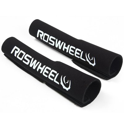 ФОТО 2pcs Roswheel Soft Bicycle Front Fork Protective Cover