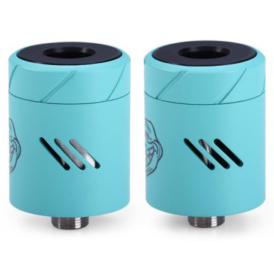 Original Wotofo The Troll RDA Rebuildable E - Cigarette Dripping Atomizer