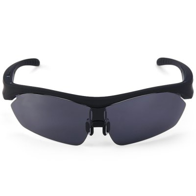 Gonbes K2 Practical Adjustable Sunglasses with Wireless Transmission 10 - 15mHome Smart Improvements<br>Gonbes K2 Practical Adjustable Sunglasses with Wireless Transmission 10 - 15m<br><br>Product Weight: 0.030 kg<br>Package Weight: 0.390 kg<br>Product Size  ( L x W x H ): 17 x 16 x 4.5 cm / 6.68 x 6.29 x 1.77 inches<br>Package Size ( L x W x H ): 23.5 x 19 x 6 cm / 9.24 x 7.47 x 2.36 inches<br>Package Contents: 1 x Sunglasses, 1 x Headphone Cable, 1 x USB Cable, 1 x Glasses-bag, 1 x Box, 1 x Chinese Manual