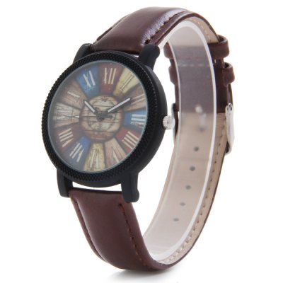 Sonsdo 6838 Retro Quartz Watch with Leather Band for LadyWomens Watches<br>Sonsdo 6838 Retro Quartz Watch with Leather Band for Lady<br><br>Brand: Sonsdo<br>Watches categories: Female table<br>Available color: Black, Brown<br>Style : Retro, Fashion&amp;Casual<br>Movement type: Quartz watch<br>Shape of the dial: Round<br>Display type: Analog<br>Case material: Alloy<br>Band material: Leather<br>Clasp type: Pin buckle<br>The dial thickness: 0.9 cm / 0.35 inches<br>The dial diameter: 3.9 cm / 1.53 inches<br>The band width: 1.8 cm / 0.71 inches<br>Wearable Length:: 18.8 - 22.8 cm / 7.40 - 8.98 inches<br>Product weight: 0.033 kg<br>Package weight: 0.083 kg<br>Product size (L x W x H) : 25.3 x 3.9 x 0.9 cm / 9.94 x 1.53 x 0.35 inches<br>Package size (L x W x H): 26.3 x 4.9 x 1.9 cm / 10.34 x 1.93 x 0.75 inches<br>Package contents: 1 x Sonsdo 6838 Watch